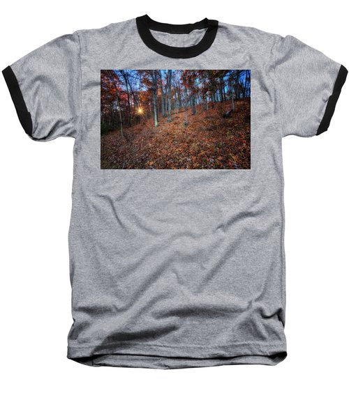 Nature's Carpet Baseball T-Shirt