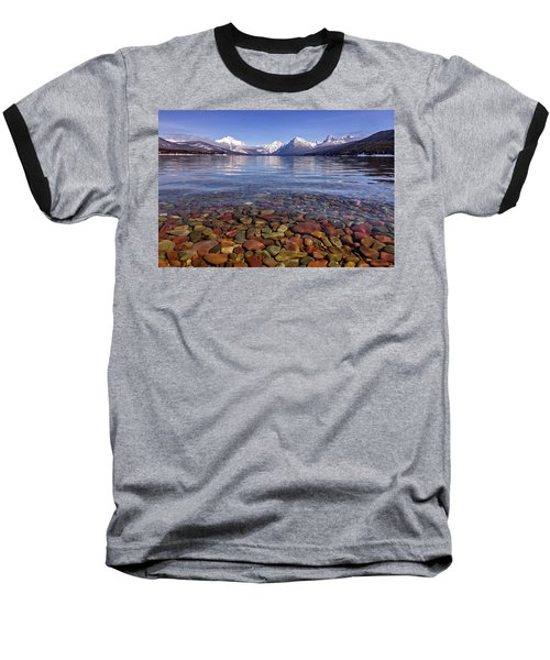 Nature's Colors Baseball T-Shirt