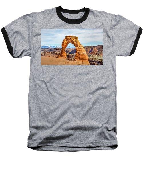 Nature's Delicate Balance Baseball T-Shirt