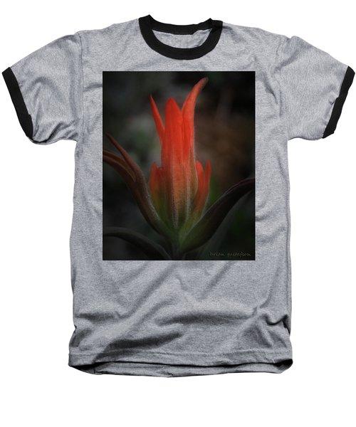 Nature's Fire Baseball T-Shirt