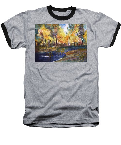 Nature's Glory Baseball T-Shirt