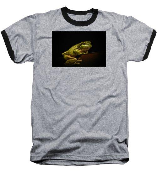 Natures Green 01 Baseball T-Shirt by Kevin Chippindall