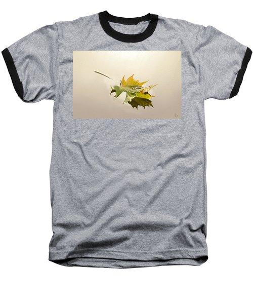 Nature's Handshake 3 Baseball T-Shirt
