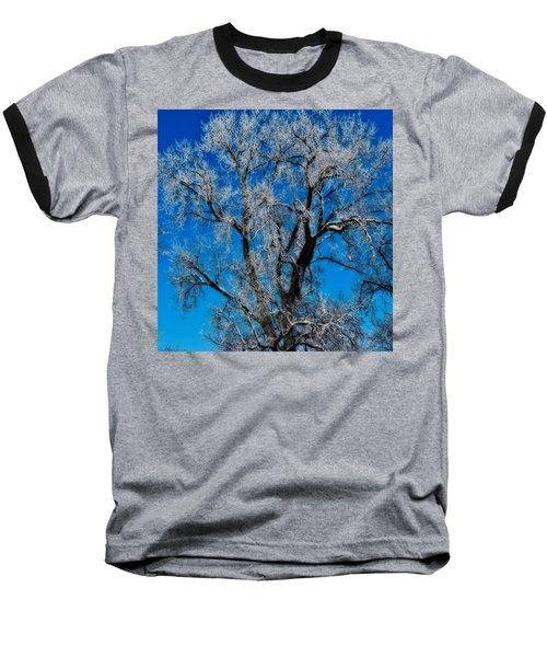 Natures Lace Baseball T-Shirt