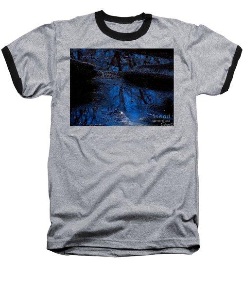 Natures Looking Glass Baseball T-Shirt