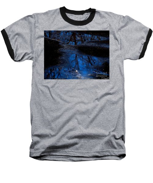 Natures Looking Glass Baseball T-Shirt