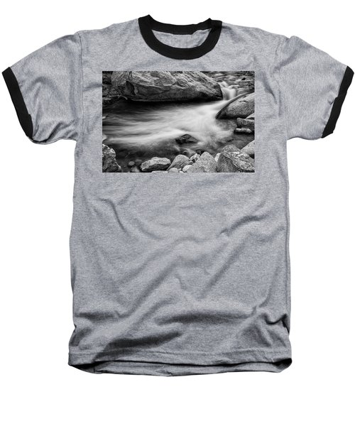 Baseball T-Shirt featuring the photograph Nature's Pool by James BO Insogna