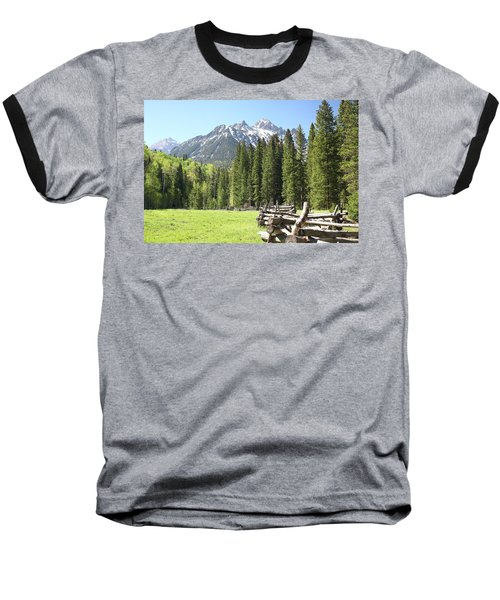 Nature's Song Baseball T-Shirt by Eric Glaser