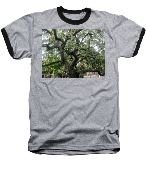 Natures Strength Baseball T-Shirt