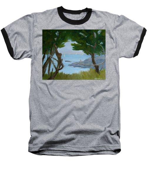 Nature's View Baseball T-Shirt