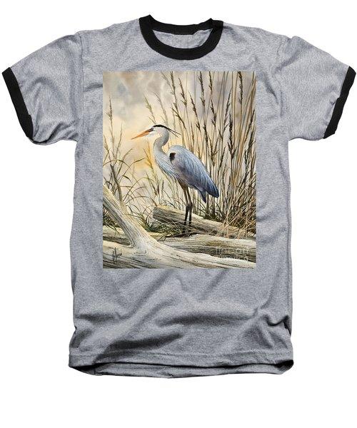 Nature's Wonder Baseball T-Shirt by James Williamson