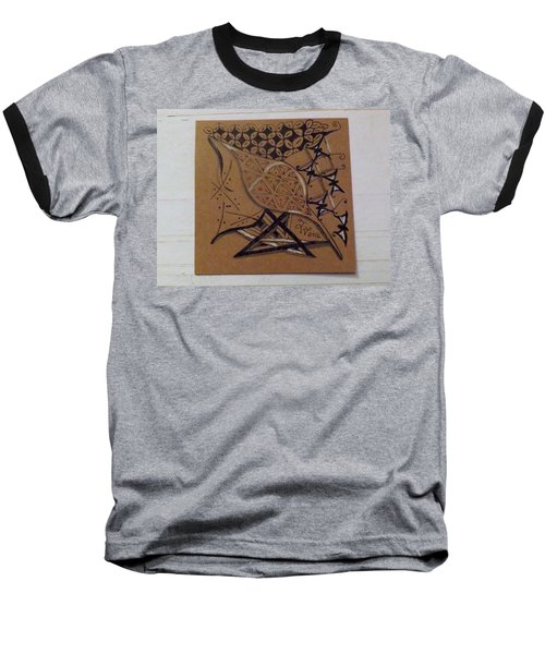 Nature's Work Baseball T-Shirt by Joyce Wasser