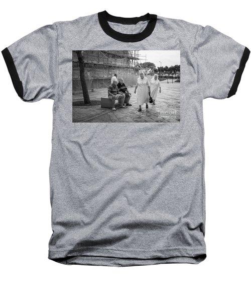Naughty Boys Baseball T-Shirt