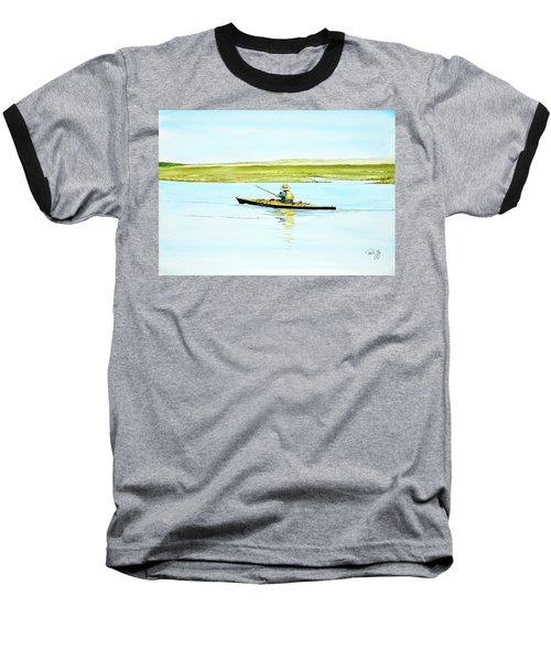 Nauset Kayaker Baseball T-Shirt