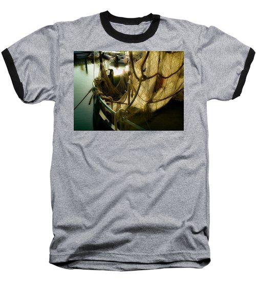 Nautical Dreams Baseball T-Shirt