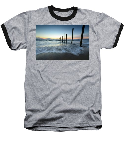 Nautical Mystique Baseball T-Shirt