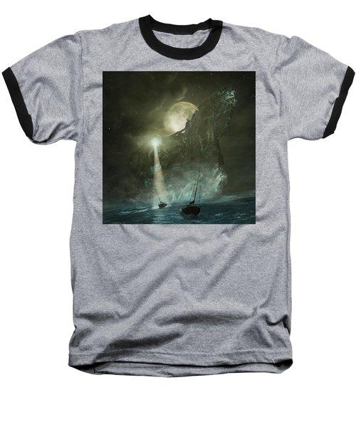 Nautilus Baseball T-Shirt