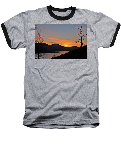 Navaho Lake Baseball T-Shirt