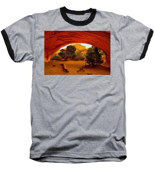 Navajo Arch Baseball T-Shirt