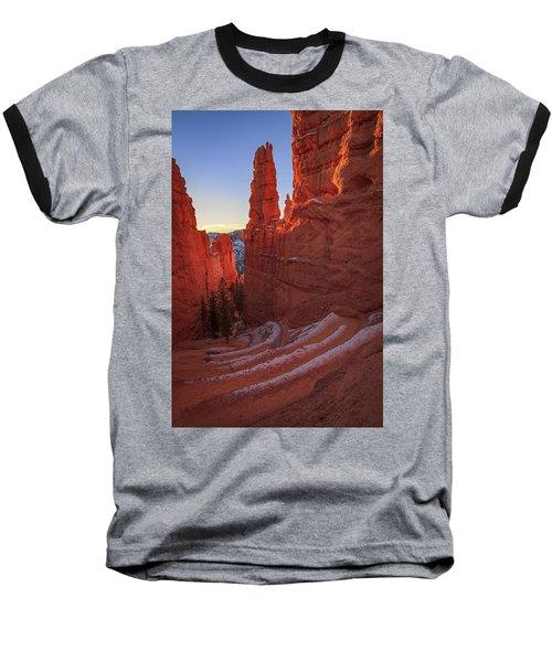 Navajo Loop Baseball T-Shirt
