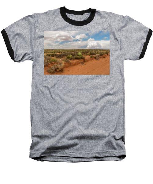 Navajo Reservation Baseball T-Shirt