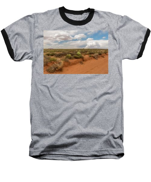 Navajo Reservation Baseball T-Shirt