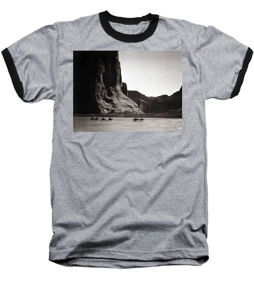 Navajos Canyon De Chelly, 1904 Baseball T-Shirt