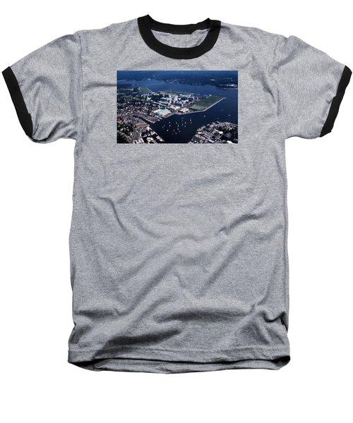 Naval Academy Baseball T-Shirt by Skip Willits