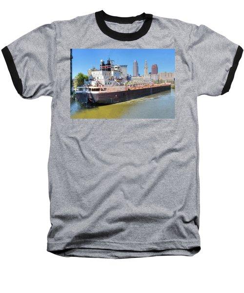 Navigating The Cuyahoga Baseball T-Shirt