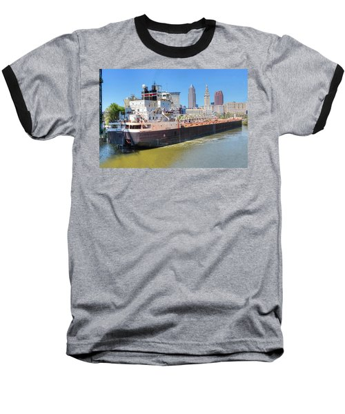 Navigating The Cuyahoga Baseball T-Shirt