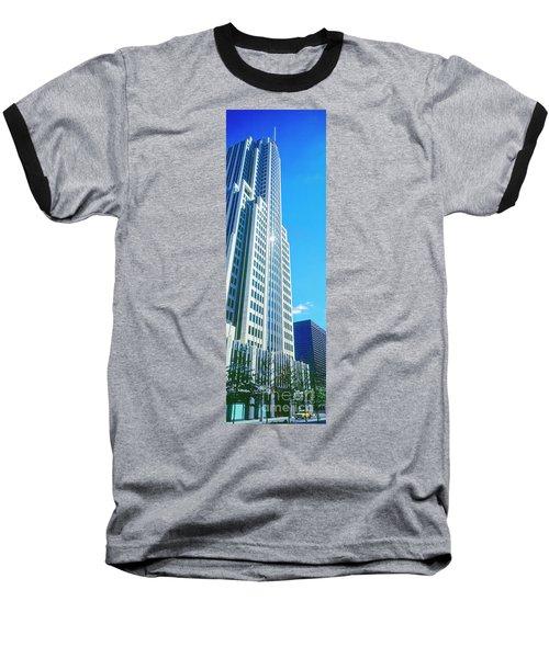 Nbc Tower Baseball T-Shirt