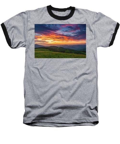 Nc Mts Sunrise Baseball T-Shirt