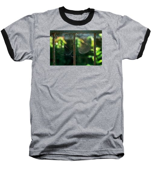 Baseball T-Shirt featuring the photograph near Giverny by Dubi Roman