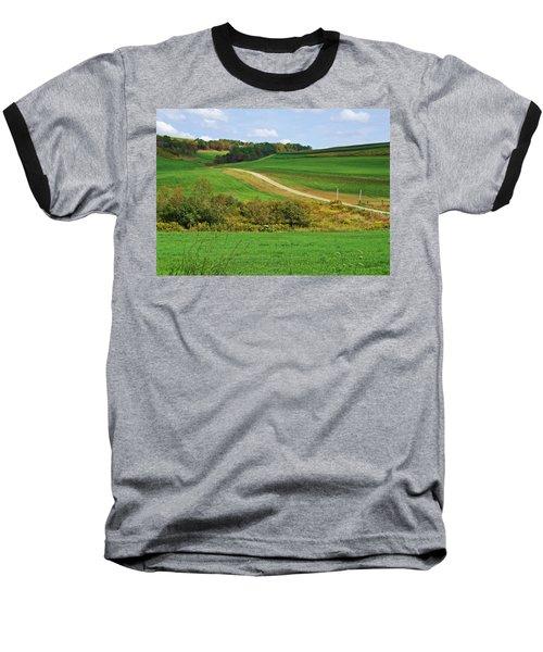 Near Horizons Baseball T-Shirt