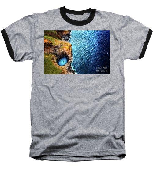 Napali Coast Baseball T-Shirt