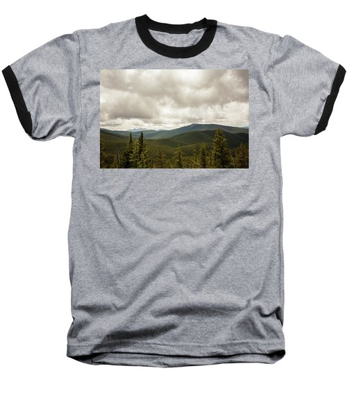 Near Monarch Pass At The Continental Divide Baseball T-Shirt
