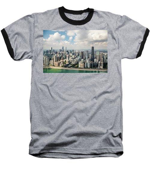 Near North Side And Gold Coast Baseball T-Shirt