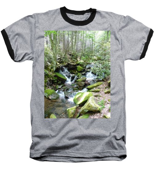 Near The Grotto Baseball T-Shirt