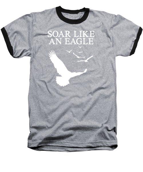 Nebula Abstract Two Baseball T-Shirt