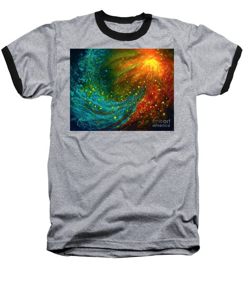 Nebulae  Baseball T-Shirt