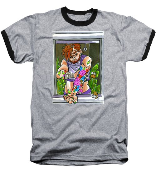 Nectar Of Man Baseball T-Shirt