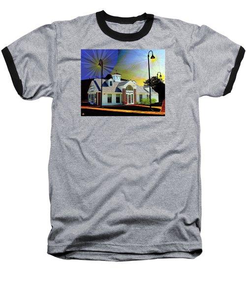 Needham Bank Ashland Ma Baseball T-Shirt