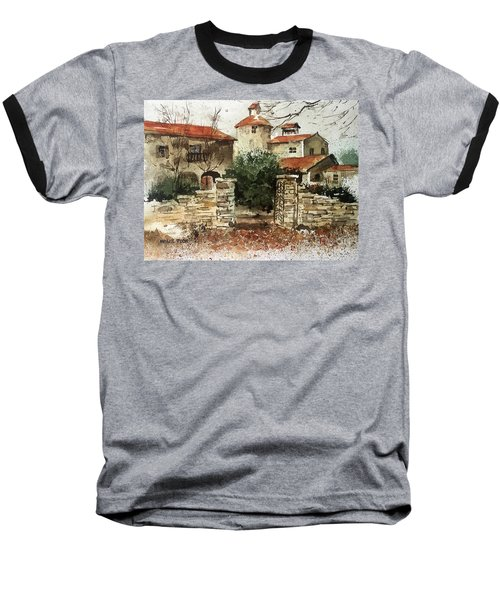 Neighbors Gate Baseball T-Shirt
