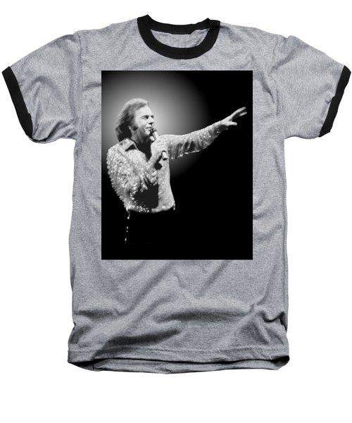 Neil Diamond Reaching Out Baseball T-Shirt