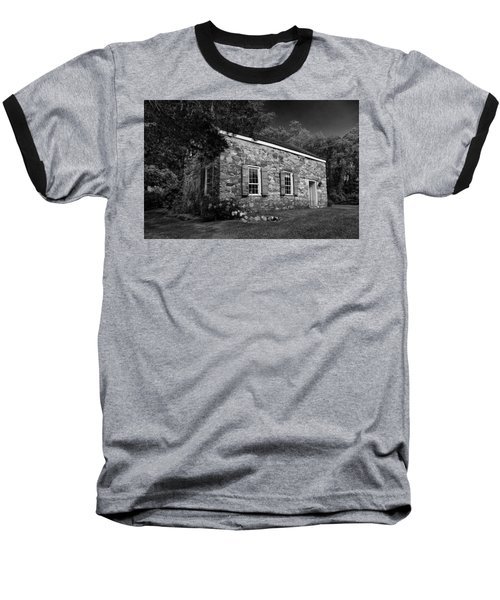 Neldon - Roberts Stonehouse Montague New Jersey Black And White Baseball T-Shirt
