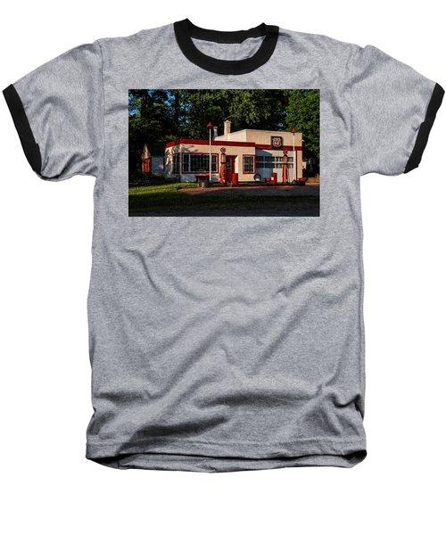 Nelsonville Phillips 66 Baseball T-Shirt by Trey Foerster