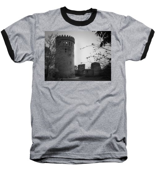 Nenagh Castle County Tipperary Ireland Baseball T-Shirt