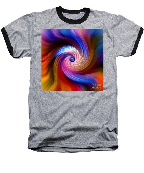 Neon Escape Baseball T-Shirt