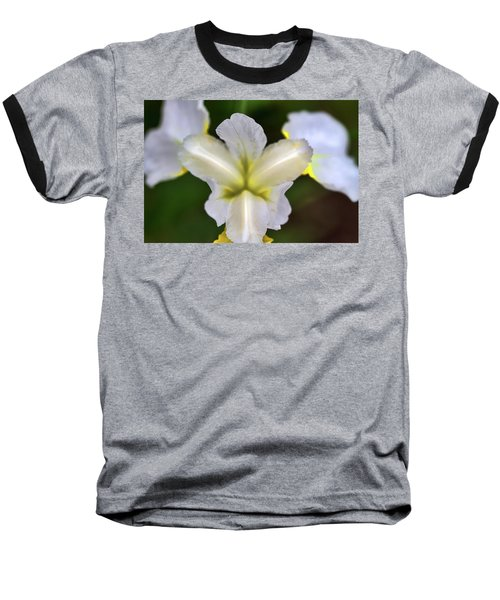 Neon Petals Baseball T-Shirt