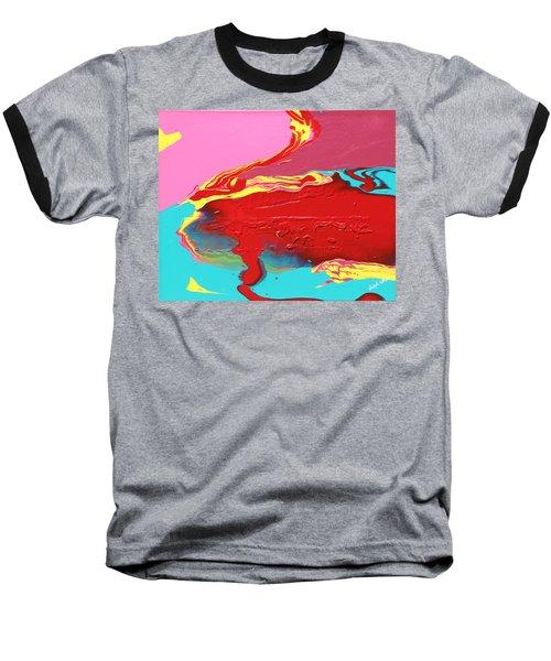 Neon Tide Baseball T-Shirt